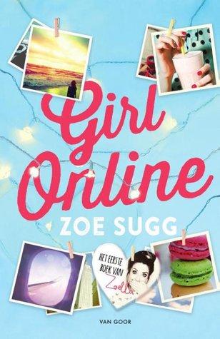 Girl Online Boek omslag