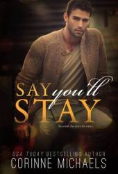Say You'll Stay Book