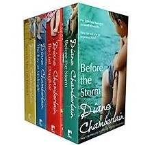Diane Chamberlain Collection: 4 Book Set
