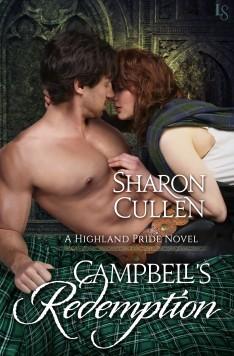 Campbell's Redemption (Highland Pride #3)