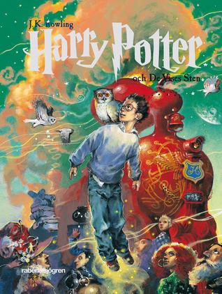 Harry Potter och de vises sten (Harry Potter, #1)