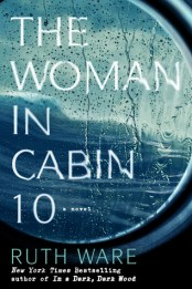 Image result for the woman in cabin 10 book