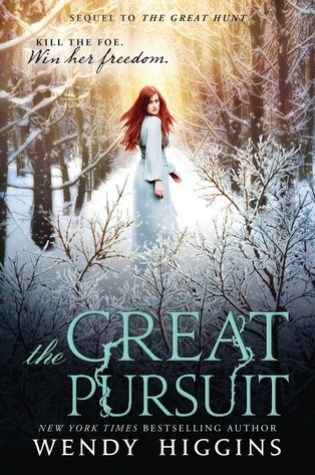 The Great Pursuit (Eurona Duology #2) – Wendy Higgins