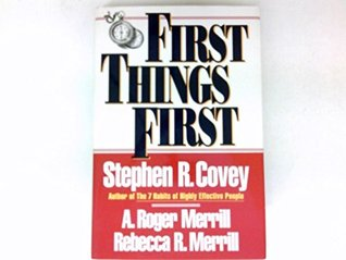 First Things First 5 7 Habits _c