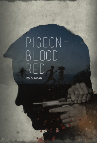Pigeon-Blood Red Book Cover