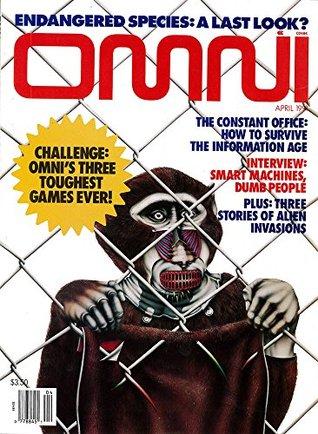 OMNI Magazine April 1991
