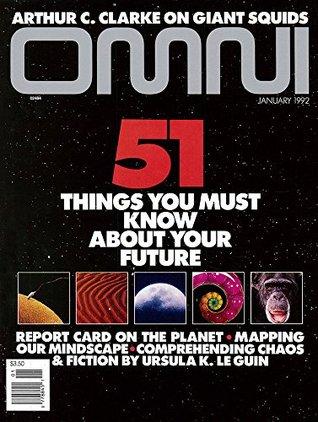 OMNI Magazine January 1992