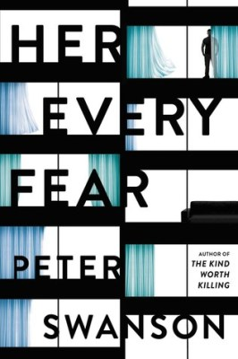 Image result for peter swanson her every fear