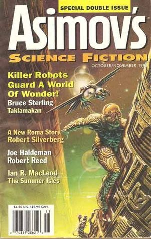 Asimov's Science Fiction, October/November 1998 (Asimov's Science Fiction, #274)