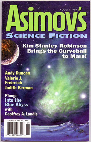 Asimov's Science Fiction, August 1999 (Asimov's Science Fiction, #283)