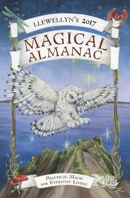 Llewellyn's 2017 Magical Almanac cover