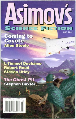 Asimov's Science Fiction, July 2001 (Asimov's Science Fiction, #306)