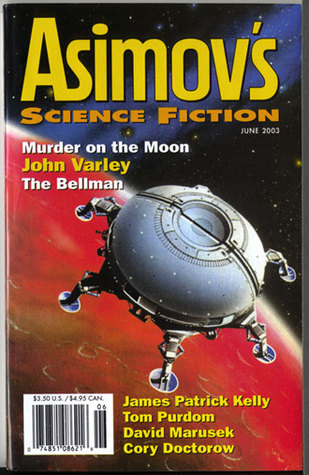 Asimov's Science Fiction, June 2003 (Asimov's Science Fiction, #329)
