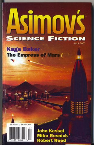 Asimov's Science Fiction, July 2003 (Asimov's Science Fiction, #330)