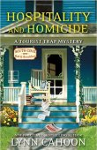 Hospitality and Homicide (A Tourist Trap Mystery #8)