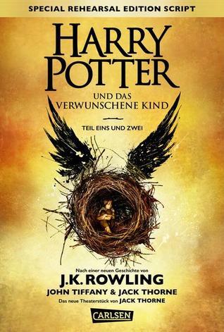 Harry Potter und das verwunschene Kind (Harry Potter, #8)