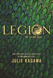 Legion (Talon, #4) Book by Julie Kagawa
