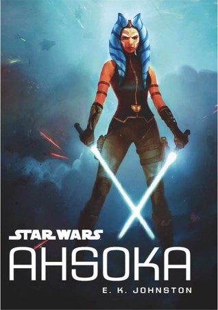 Star Wars: Ahsoka Book Cover