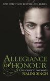 Allegiance of Honour (Psy-Changeling, #15)