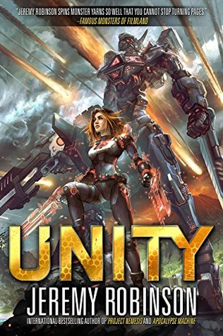 Unity Book Cover