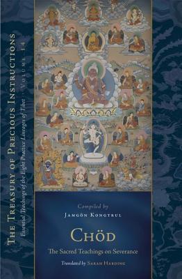 The Treasury of Precious Instructions: The Chod Volume