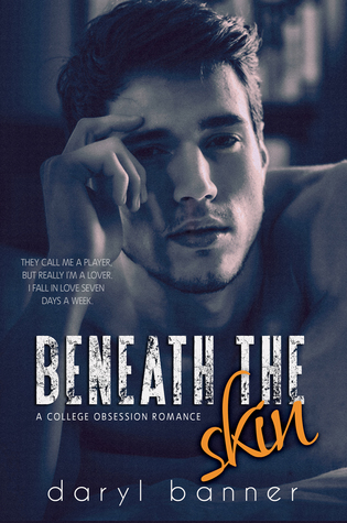 Beneath The Skin (A College Obsession Romance, #2)
