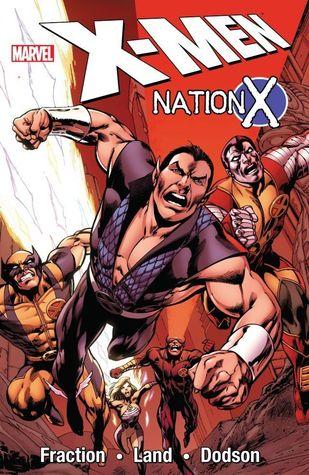 X-Men: Nation X