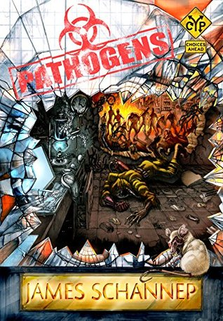 PATHOGENS: An Interactive Zombie Survival Gamebook (Click Your Poison) book review