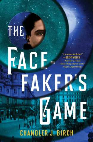 The Facefaker's Game Book Cover