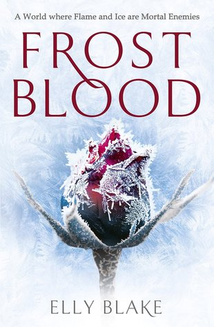 Image result for frostblood cover