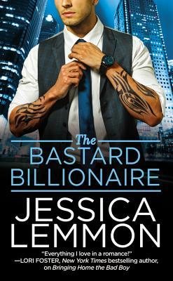 Review: The Bastard Billionaire by Jessica Lemmon