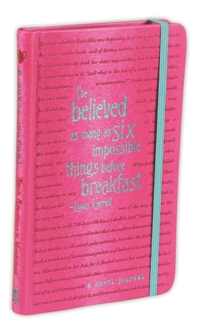 A Novel Journal: Alice's Adventures in Wonderland