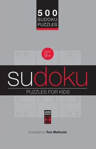 500 Sudoku Puzzles for Kids