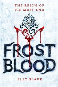 Series Review: Frostblood Saga by Elly Blake