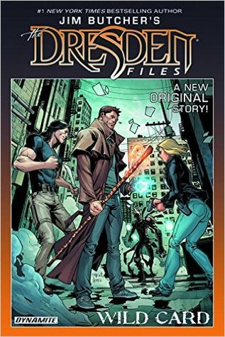 Jim Butcher's The Dresden Files: Wild Card (Series Omnibus, Signed Limited Edition)