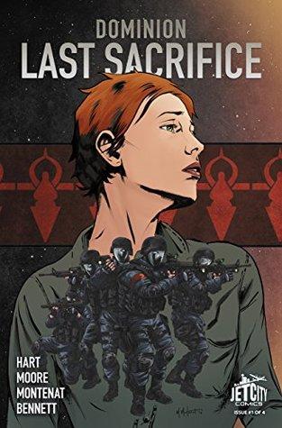 The Last Sacrifice (The Dominion Trilogy, #1)