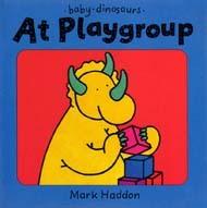 Baby Dinosaurs at Playgroup