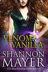 Venom & Vanilla (The Venom Trilogy, #1) Book