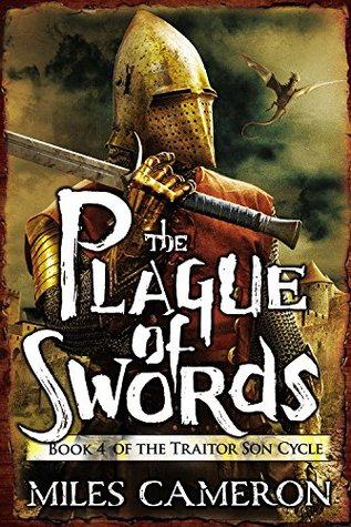 The Plague of Swords Book Cover