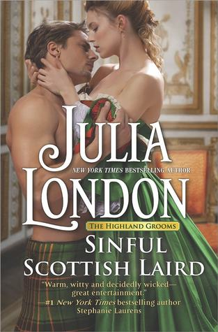 Image result for sinful scottish laird julia london
