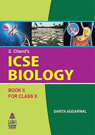 ICSE Biology Book-II For Class-X