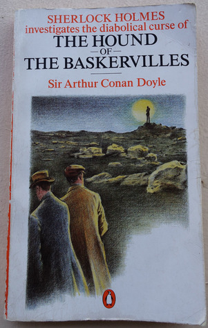 Sherlock Holmes investigates the diabolical curse of the Hound of the Baskervilles