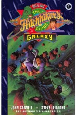 Hitchhiker's Guide to the Galaxy, Book 1