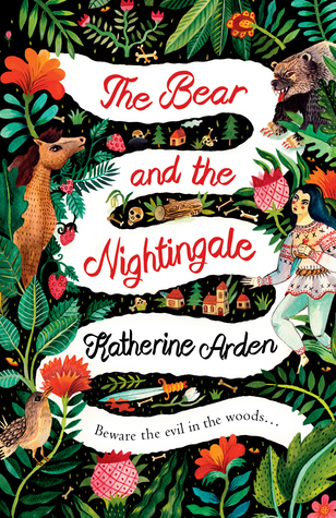 #Printcess review of The Bear and the Nightingale by Katherine Arden