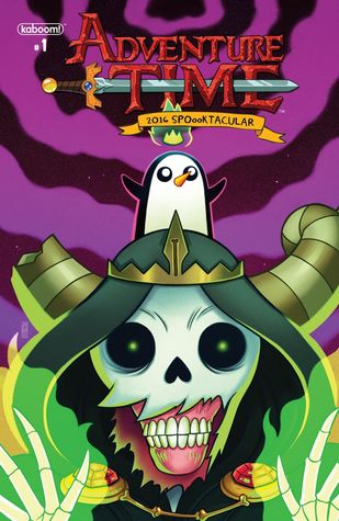 Adventure Time 2016 SpOooktacular #1