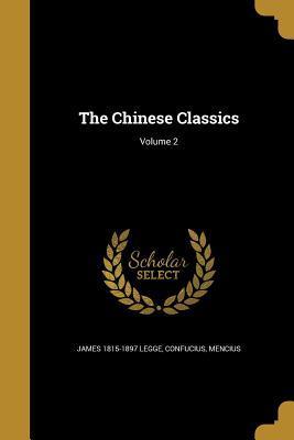 The Chinese Classics; Volume 2