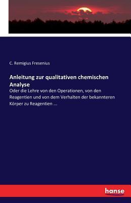 Anleitung Zur Qualitativen Chemischen Analyse