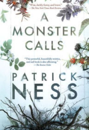#Printcess review of A Monster Calls by Patrick Ness