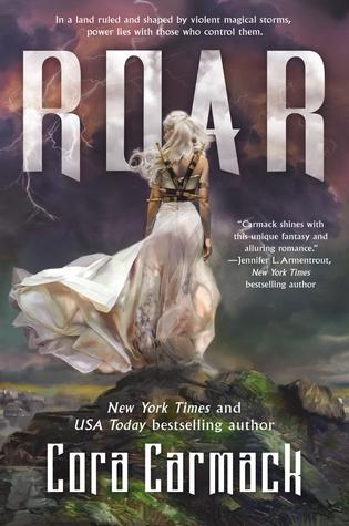 Roar (Stormheart #1) – Cora Carmack
