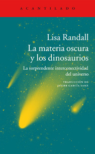 La materia oscura y los dinosaurios